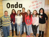 Canal Stars News 2.0 with the people who work in Onda Cieza