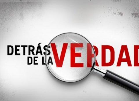 DETRÁS DE LA VERDAD
