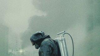 Cartel de la serie Chernobyl.