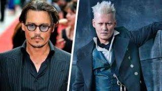Johnny Depp /Grindelwald