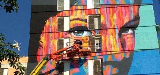 """Todo sobre la charla """"ARTE URBANO Y PERIODISMO O CÓMO UN GRAFITI PUEDE SER NOTICIA"""" dirigida por Carlos Callizo (Artista Urbano murciano) y Daniel Vidal de la Verdad entre otros"""