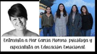 Discovery Team entrevista a Mar García Moreno, psicóloga y especialista en Educación Emocional.